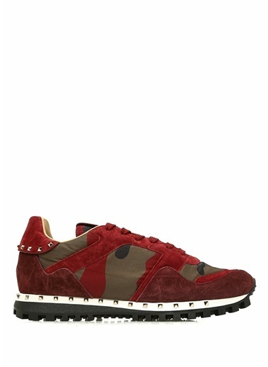 Valentino Sneakers Bordo